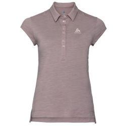 Odlo Ceramiwool Polo s/s damesshirt