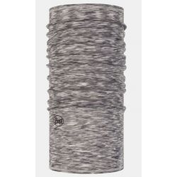 Buff Lightweight Merino Wool Light Stone Multi Stripes nekwarmer