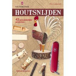 Homeij Boek Houtsnijden Victorinox