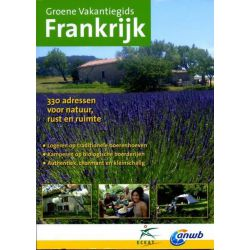 GROENE VAKANTIEGIDS FRANKRIJK