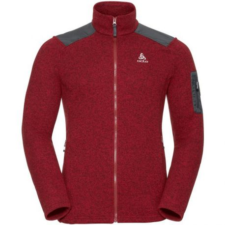 Odlo Midlayer Full Zip Lucma herenvest