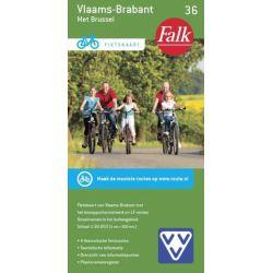 36. Vlaams Brabant (met Brussel)