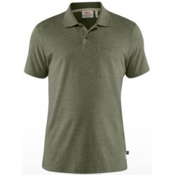 FjallRaven Greenland Re-Cotton Polo herenshirt