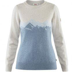 FjallRaven Greenland Re-Wool View Sweater damestrui