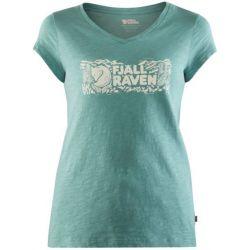 FjallRaven Logo Stamp T-Shirt damesshirt