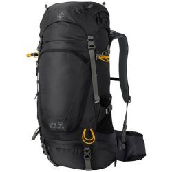 Jack Wolfskin Highland Trail 42 Rugzak black