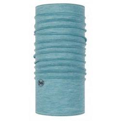 Buff Lightweight Merino Wool Solid Pool nekwarmer