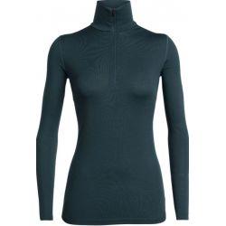 Icebreaker 200 Oasis LS Half Zip damesshirt