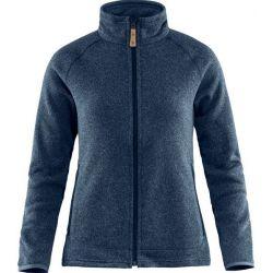FjallRaven Övik Fleece Zip Damessweater