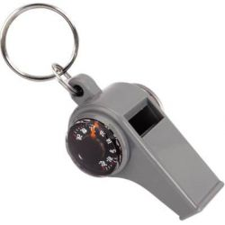 Munkees 3 Function Whistle Compass & Thermometer